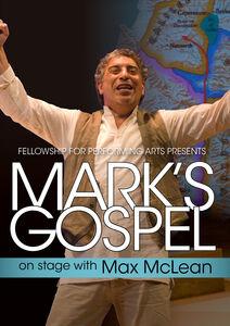 Mark's Gospel With Max Mclean