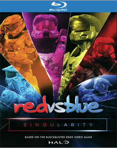 Red vs. Blue: Singularity
