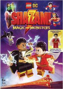 LEGO DC Shazam!: Magic and Monsters