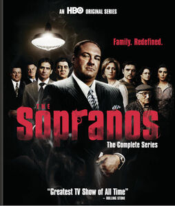 Sopranos: The Complete Series