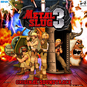 Metal Slug 3 (original Soundtrack)