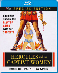 Hercules and the Captive Women (aka Hercules Conquers Atlantis)