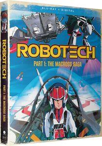 Robotech: Part 1 (The Macross Saga)