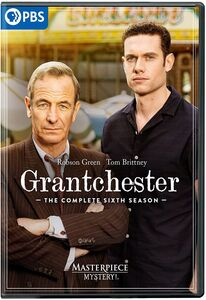 Grantchester: The Complete Sixth Season (Masterpiece Mystery!)