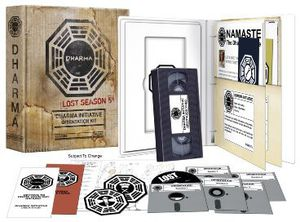 Lost: The Complete Fifth Season (Dharma Initiative Kit)