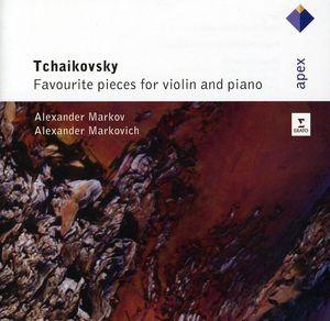 Favourite Pieces for Violin & Piano