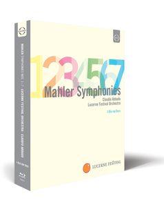 Abbado Conducts Mahler Symphonies 1-7