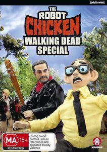 Robot Chicken Walking Dead Special [Import]