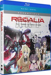 Regalia: The Three Sacred Stars - The Complete Series