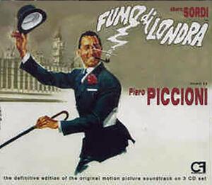Fumo Di Londra (Smoke Over London) (Original Soundtrack) [Import]
