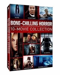 Bone-Chliing Horror: 10-Movie Collection