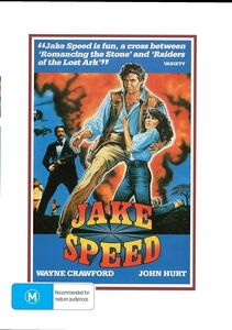 Jake Speed [Import]