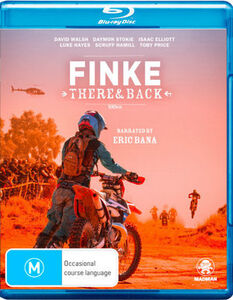 Finke: There & Back [All-Region/ 1080p] [Import]