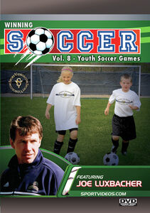 Winning Soccer, Vol. 8: Youth Soccer Games