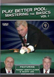 Play Better Pool: Mastering The Basics, Vol. 1
