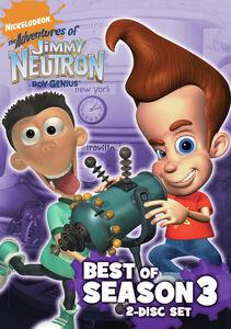 The Adventures of Jimmy Neutron: Boy Genius: The Best of Season 3