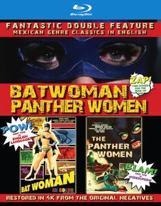 Batwoman & The Panther Women: Double Feature