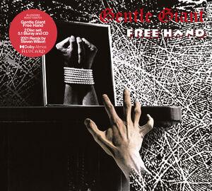 Free Hand (5.1 & 2.0 Steven Wilson Mix)