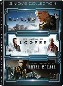 Elysium /  Looper /  Total Recall