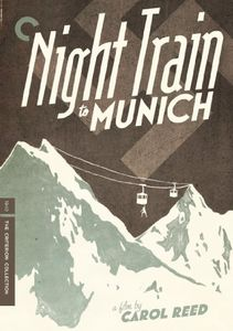 Criterion Collection: Night Train To Munich [Black And White]