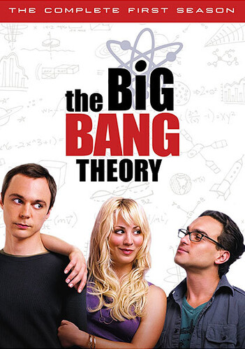 The Big Bang Theory [TV Series] - The Big Bang Theory: The Complete First Season