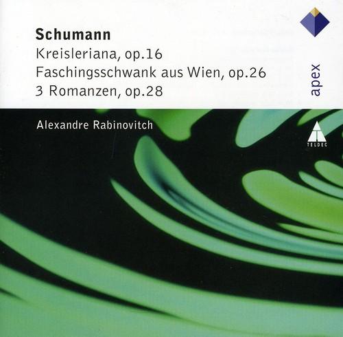 Kreisleriana /  Faschingsschwank /  Drei Romanzen