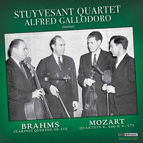 Stuyvesant Quartet with Al Gallodoro