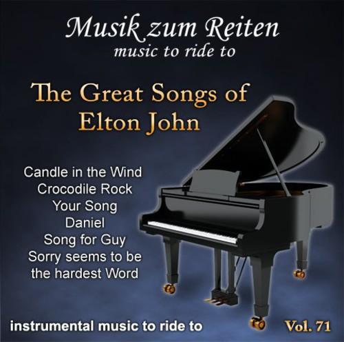 Great Songs of Elton John [Import]