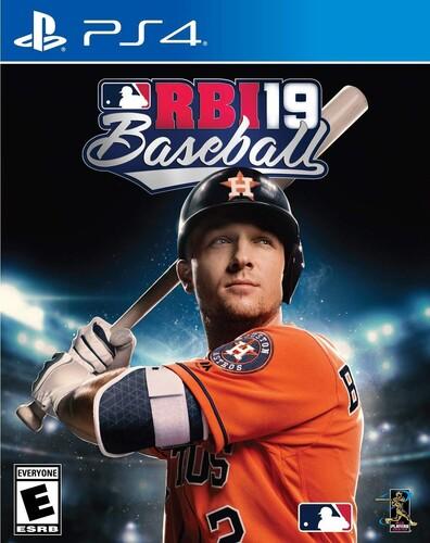 RBI Baseball 19 for PlayStation 4