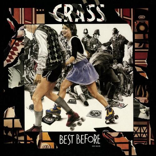 Crass - Best Before 1984 (Uk)