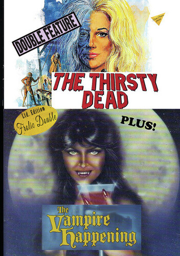 The Thirsty Dead/ The Vampire Happening