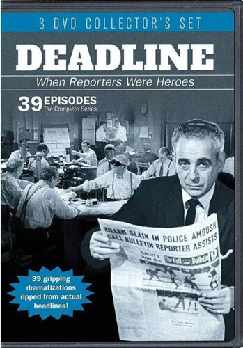 Deadline (3 DVD Collector's Set)
