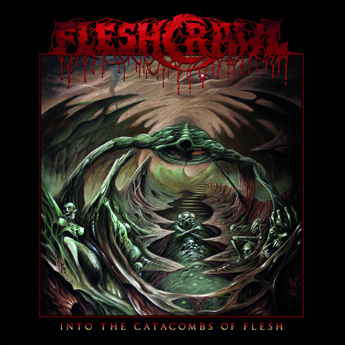 Into The Catacombs Of Flesh