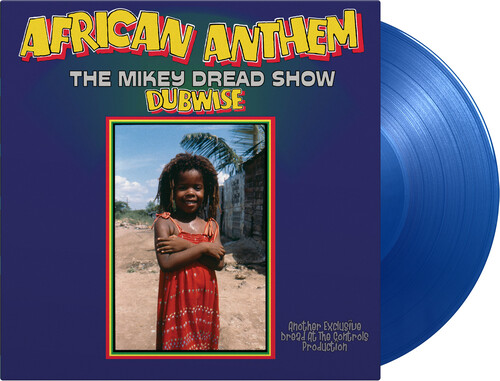 Mikey Dread - African Anthem Dubwise: The Mikey Dread Show (Ltd)