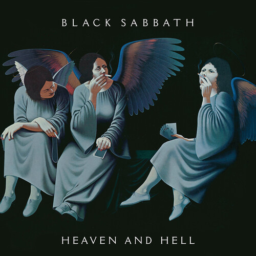 Heaven And Hell (Deluxe Edition) (2LP)
