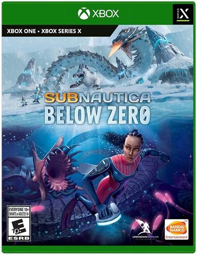 Subnautica: Below Zero for Xbox One and Xbox Series X