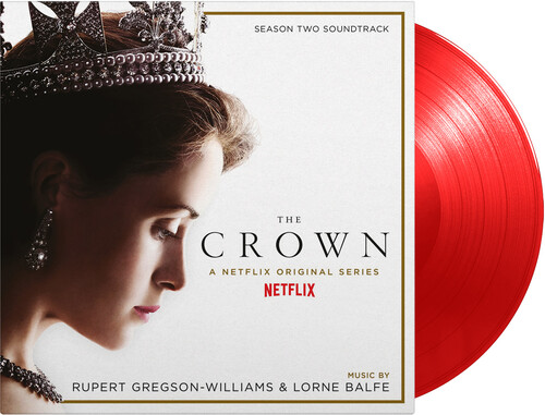 Gregson-Rupert Williams  (Ltd) (Ogv) (Red) (Iex) - Crown: Season 2 / O.S.T. [Limited Edition] [180 Gram] (Red) [Indie Exclusive]