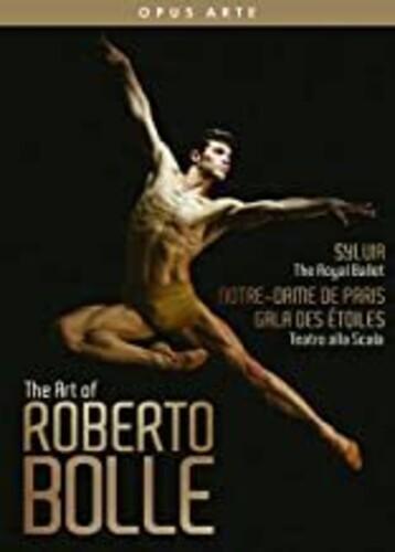 Arte of Roberto Bolle