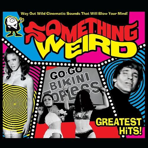 Something Weird (Colv) (Ylw) - Greatest Hits [Colored Vinyl] (Ylw)