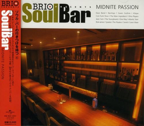 Brio Presents Soul Bar: Midnight Break /  Various [Import]