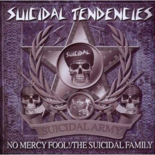 No Mercy Fool!/ The Suicidal Family [Import]