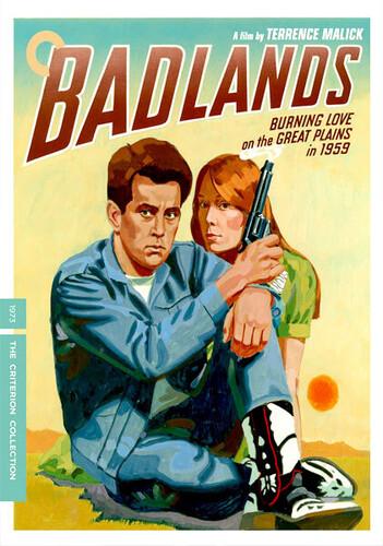 Badlands (Criterion Collection)
