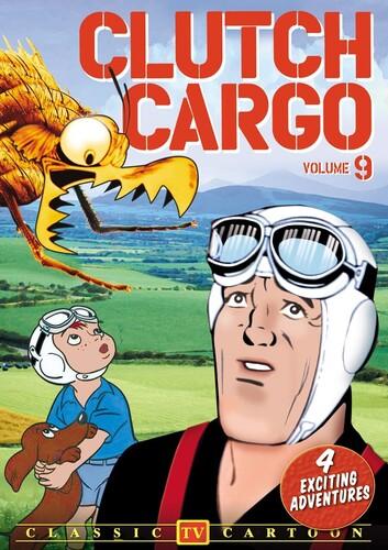 Clutch Cargo: Volume 9