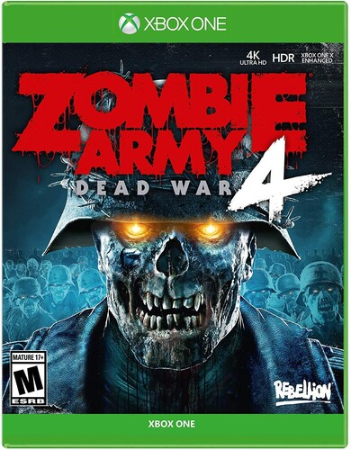 - Zombie Army 4 Dead War for Xbox One