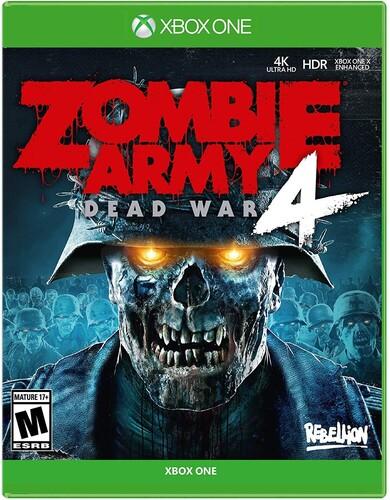 - Zombie Army 4 Dead War
