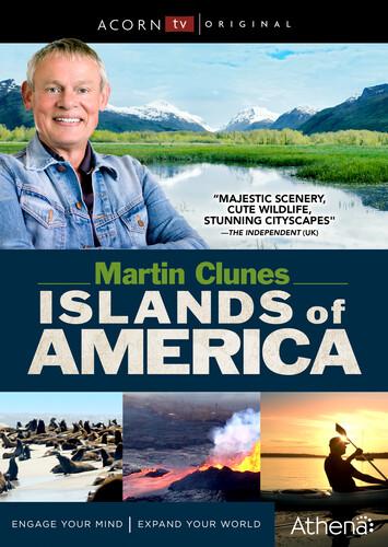 Martin Clunes: Islands Of America: Season 1