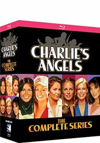 Charlie's Angels: The Complete Series
