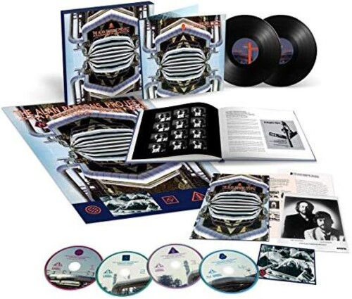Ammonia Avenue: Limited Deluxe Edition Box Set (3CD + BR + 2 x 12) [Import]