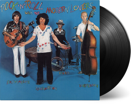 Modern Lovers - Rock & Roll With The Modern Lovers