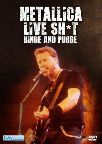 Metallica: Live Sh*T Binge And Purge